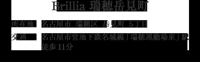愛知県名古屋市瑞穂区岳見町5丁目・「瑞穂運動場東」駅 徒歩11分
