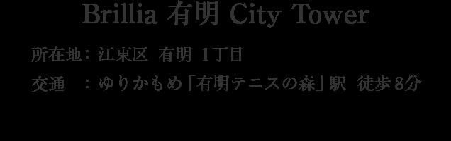 東京都江東区有明1丁目・「有明テニスの森」駅 徒歩8分