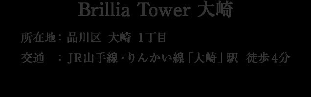 東京都品川区大崎1丁目・「大崎」駅 徒歩4分