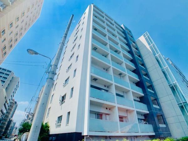 アパートメンツ浅草橋リバーサイドの外観図