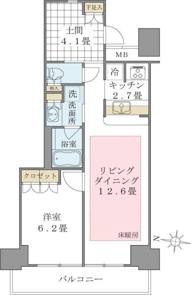 アパートメンツ東雲キャナルコート