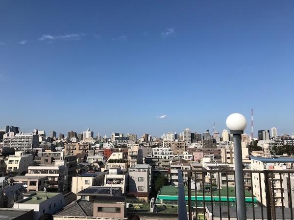 現地屋上からの眺望1