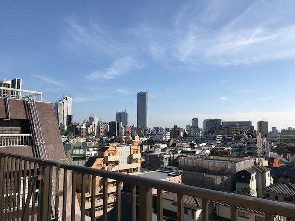 現地屋上から眺望2