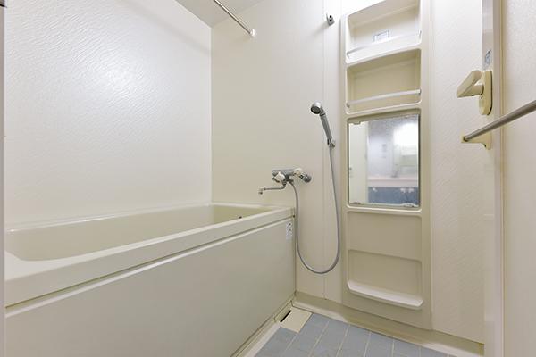 浴室 丁寧にお使いです!