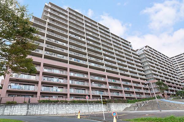 プランヴェール横須賀汐入 3号棟