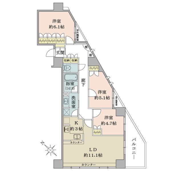 根津シティタワー