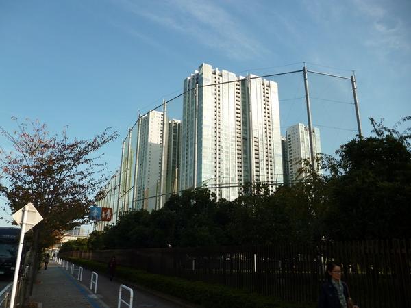ワールドシティタワーズ キャピルタワー