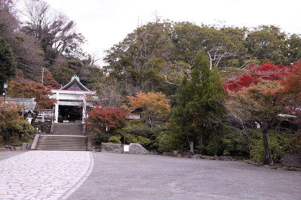 鎌倉宮まで徒歩2分(約130m)