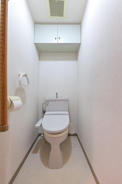 トイレ(2020年4月撮影)