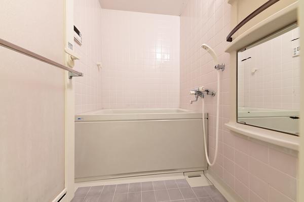 浴室(2020年11月撮影)