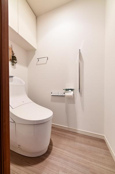 トイレ(2020年12月撮影)