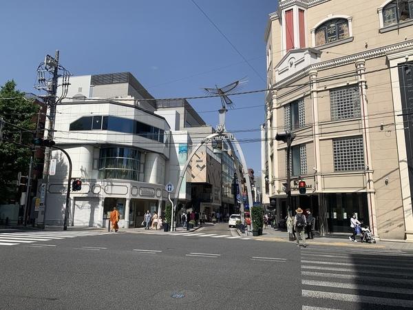 横浜元町ショッピングストリートまで約170m