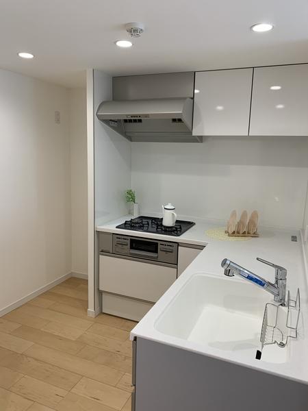 キッチン写真(2021年6月撮影)
