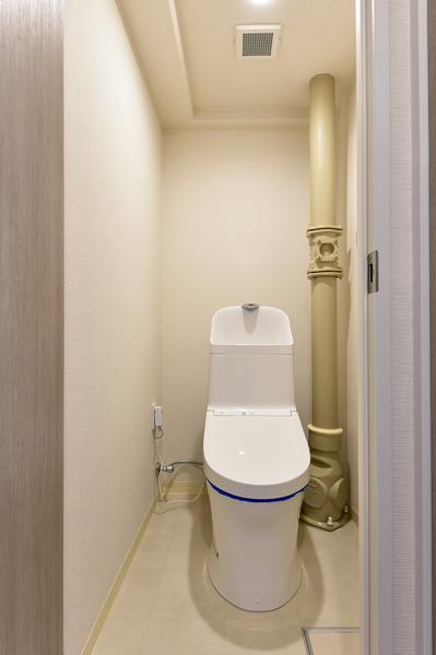 新規トイレ交換済み!