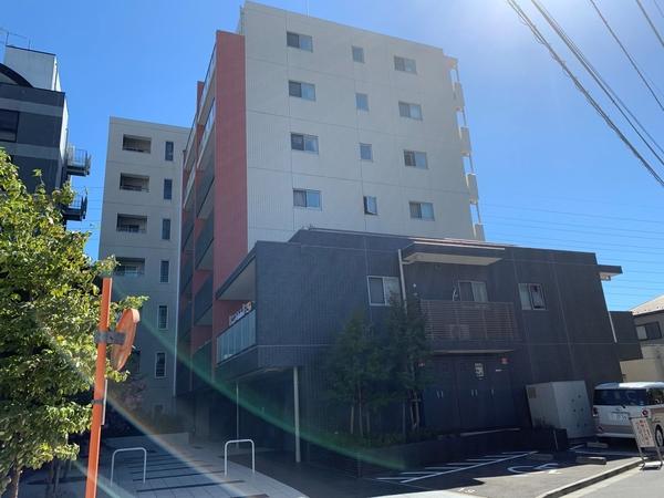 建物外観(令和2年8月撮影)