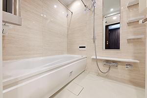 浴室(大変きれいです)