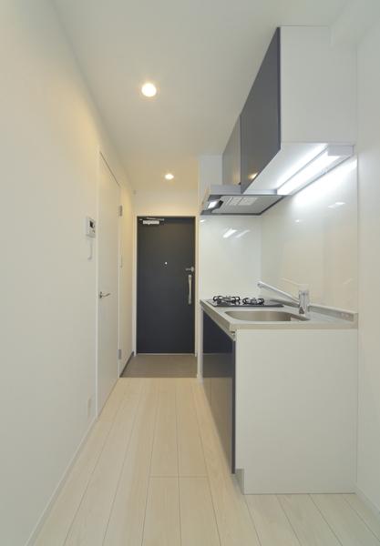 廊下・キッチン