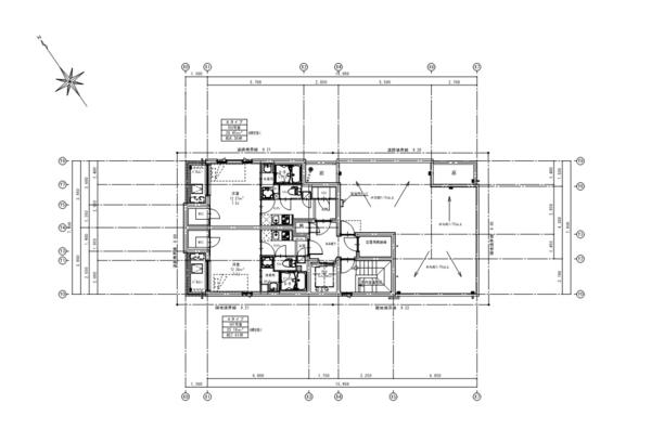 間取り図(5階)