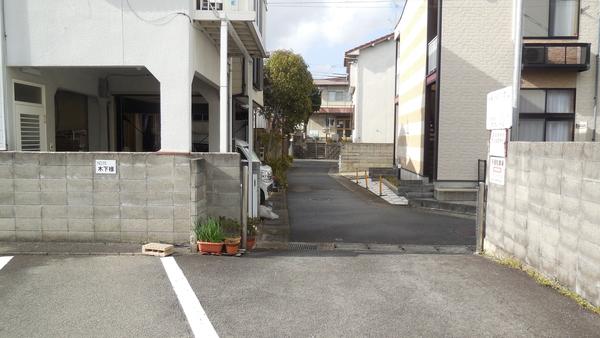 入口部分写真(2020年3月撮影)