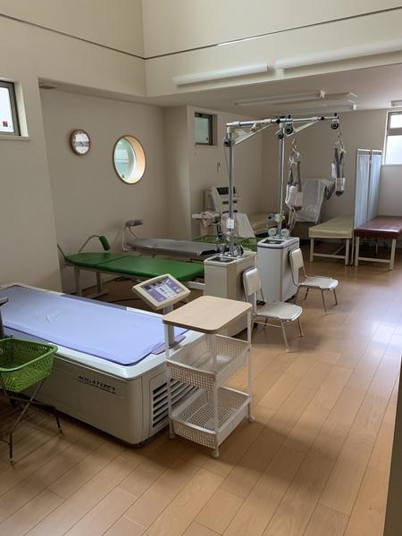リハビリステーション室