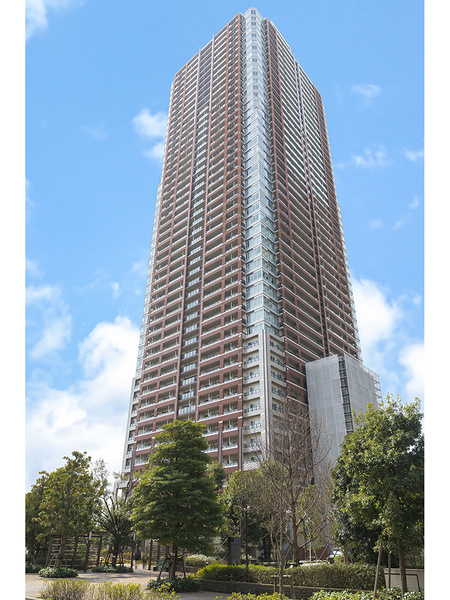 武蔵小杉駅より徒歩4分!再開発エリア南端に佇む大規模タワーマンション