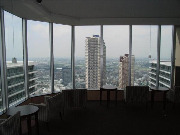 49階スカイラウンジ(眺望)