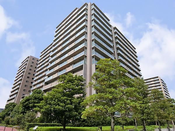 自然と都市が共存する「武蔵小杉」に佇む600邸のライフステージ「ガーデンティアラ武蔵小杉」