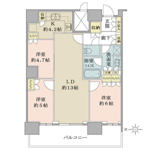 武蔵小杉駅より徒歩2分!総戸数794戸の超高層タワーマンション!