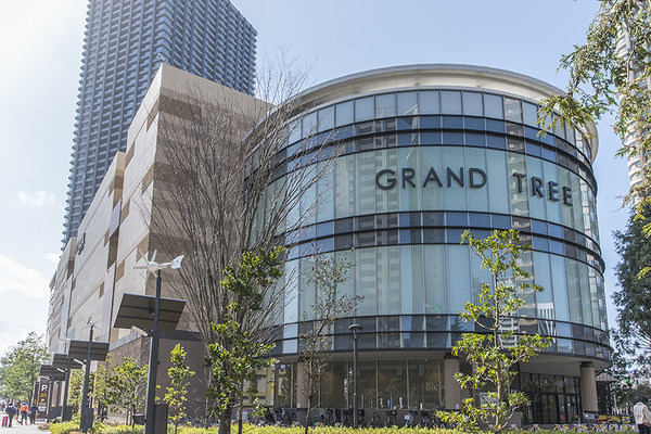 グランツリー武蔵小杉まで61m 営業時間:10:00~23:00※一部異なる店舗があります。