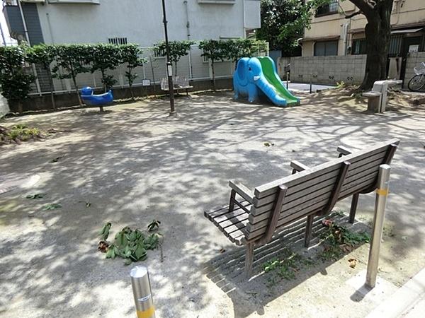 百反坂下児童遊園:徒歩9分(720m)