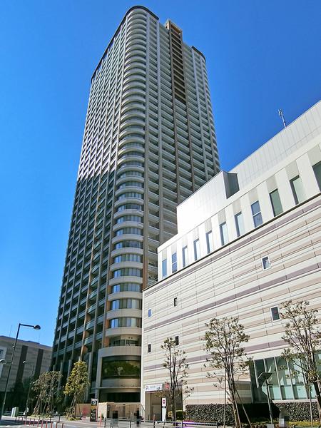 武蔵小杉駅より徒歩1分!駅・商業・医療施設へ直結の複合再開発タワーレジデンス!