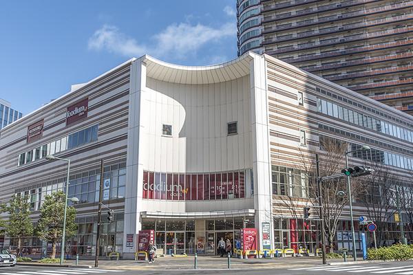 foodium武蔵小杉:徒歩7分(550m)