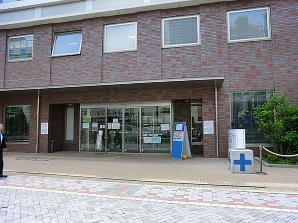 聖マリアンナ医科大学東横病院:徒歩8分(637m)