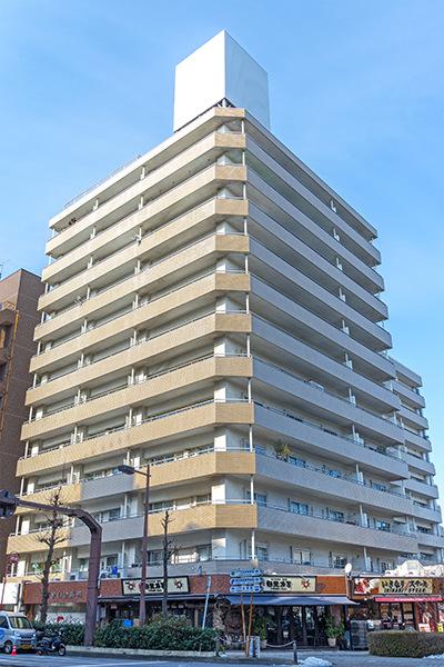 JR山手線・東急東横線「目黒」駅より徒歩4分!通勤・通学・レジャーなど高い交通利便性!