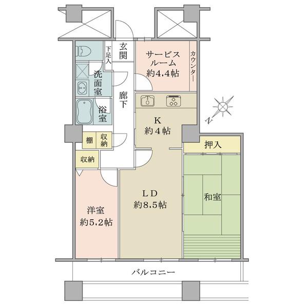 有楽町線「月島」駅より徒歩7分!
