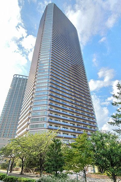 武蔵小杉駅より徒歩2分! 総戸数794戸の超高層タワーマンション!