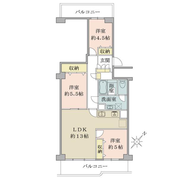 駅より徒歩13分!吉祥寺・三鷹へのアクセス良好!新規リノベーションマンション!(2019年12月完了)