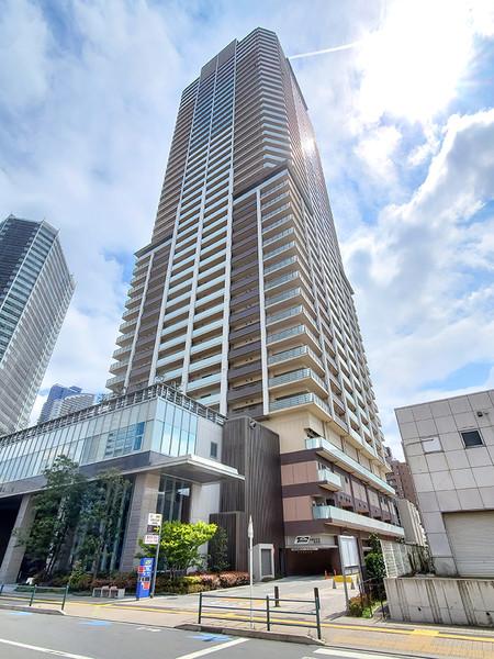 武蔵小杉駅より徒歩4分!駅・商業・医療施設のそろった住環境!