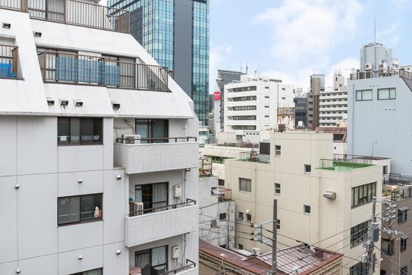 東建シティハイツ上野