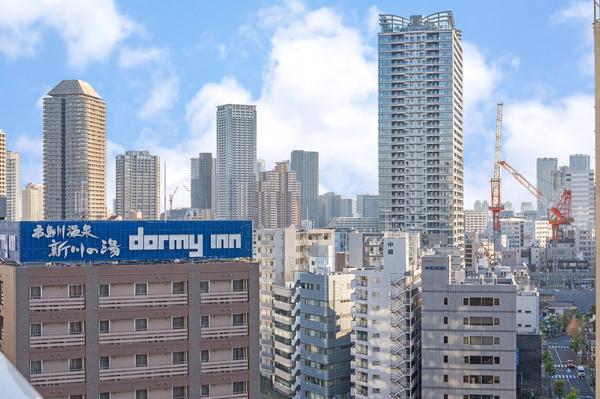 ブリリア ザ タワー東京八重洲アベニュー