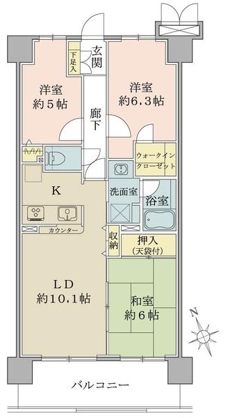 ベルパーク湘南茅ヶ崎カトレヤ館