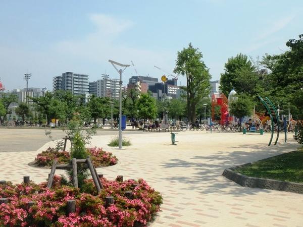 錦糸公園:80m 徒歩1分