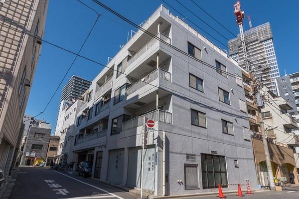 東京建物旧分譲・3駅4路線利用可能です