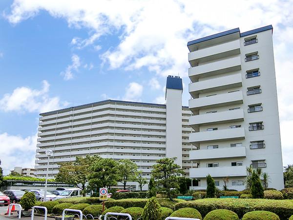 東京建物旧分譲・総戸数394戸のビッグコミュニティ