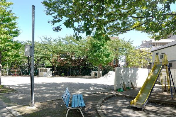 マンション・敷地内公園