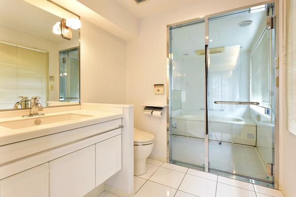 ゲストルーム浴室