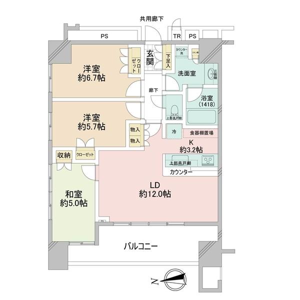 三井住友建設施工・38階建・総戸数260戸の制震タワーレジデンス
