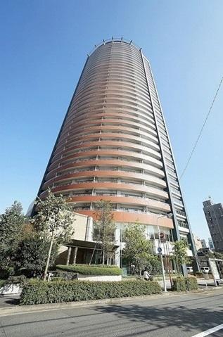 三井住友建設施工の38階建・制震構造のタワーマンション