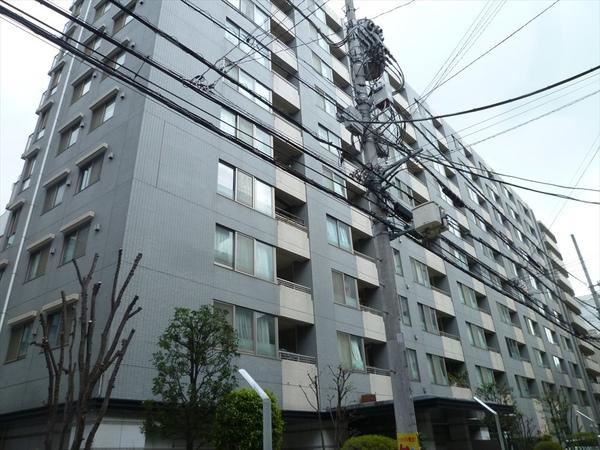 2001年1月築・総戸数121戸のビッグコミュニティ・上野駅徒歩3分で交通至便