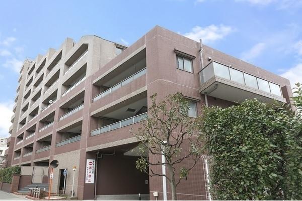 東京建物旧分譲・総戸数209戸のビッグコミュニティ・コンシェルジュサービス有・管理体制良好です